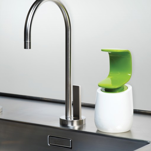 C-Pump - Soap Dispenser- In Situ