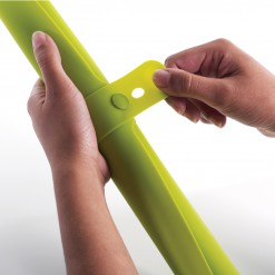 Rollup silicone Baking Mat - cliping