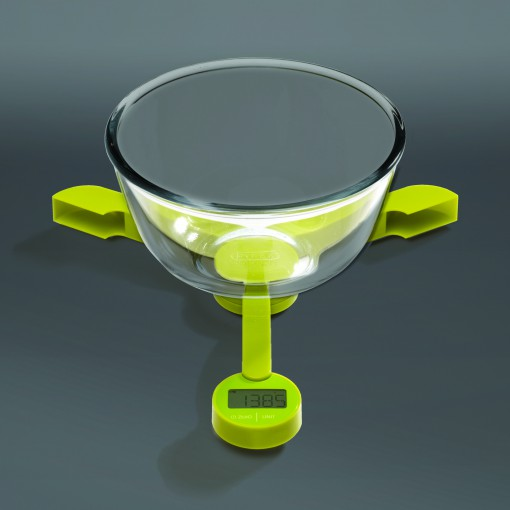 TriScale green - empty bowl