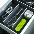 TriScale green - in kitchen drawer