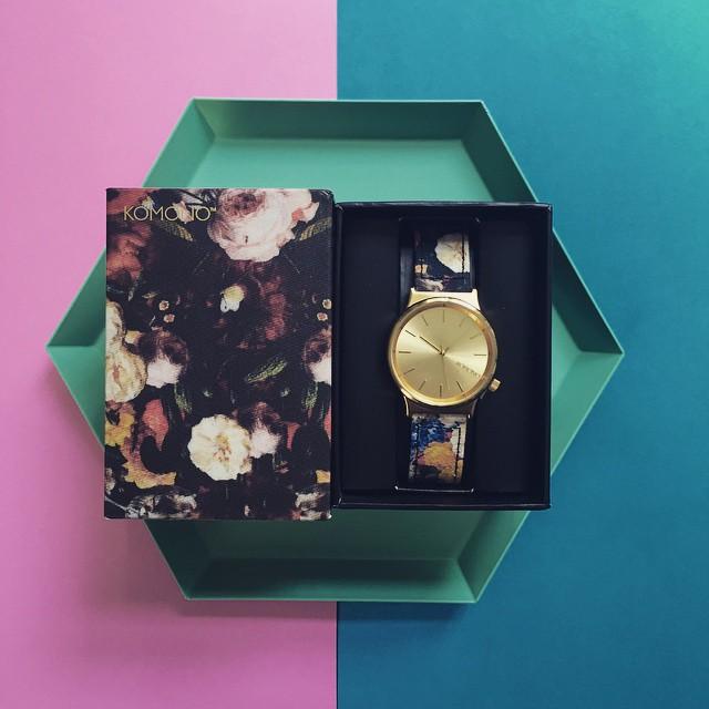modmod Easter Gift Ideas- Komono watchNow available at www. Modmod . clubKomono Watch - Flemish Baroque#iphone6 #iphonecase #ikea #modfashion #modmod #mod #mint #moddesign #hay #kaleido #komono #kikkerland #paulsmith #plastiqueshop #cufflinks #voidwatches #josephjoseph #basicprinciples #sweden #scandinavian #scandinaviandesign #gifts #eastergifts #eastercollection #easter