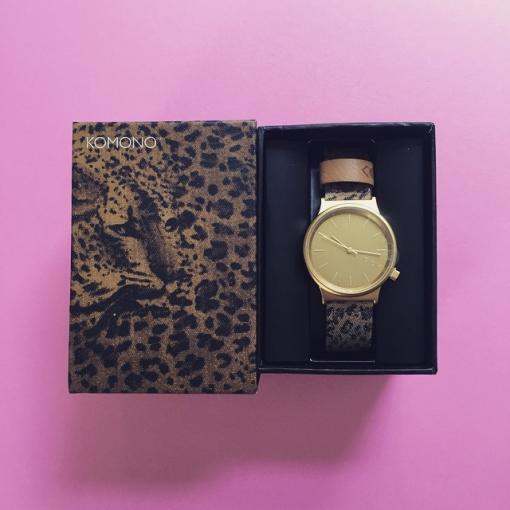 modmod Easter Gift IdeasNow available at www. Modmod . clubKomono- Wizard Print Series Leopard Watch#iphone6 #iphonecase #ikea #modfashion #modmod #mod #mint #moddesign #hay #kaleido #komono #kikkerland #paulsmith #plastiqueshop #cufflinks #voidwatches #josephjoseph #basicprinciples #sweden #scandinavian #scandinaviandesign #gifts #eastergifts #eastercollection #easter#sunglasses#watch #designerwatch@komonowatches@komono#leopard