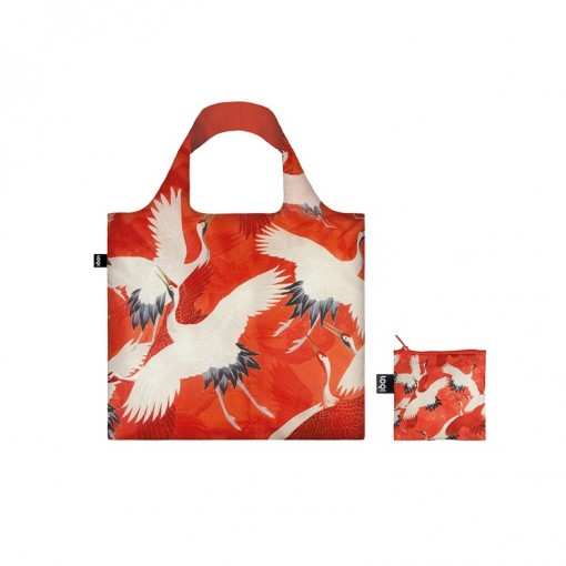 LOQI-MUSEUM-woman-haori-with-white-and-red-cranes-bag-zip-pocket-web.1
