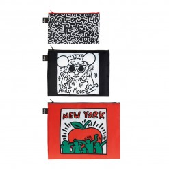LOQI-ZipPocketsetof3MuseumCollection-KeithHaring_media.02