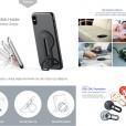 Aplum - Slim slide Phone Holder.004