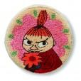 NP196Sリトルミイ花の香り円形ポーチ